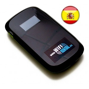 3 WEEKS WIFI RENTAL SPAIN
